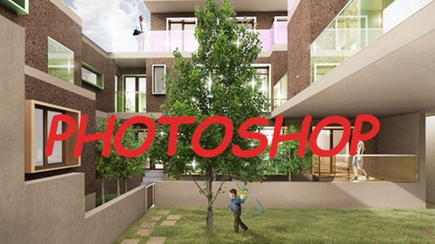 Photoshop: L'inserimento foto-realistico del verde in un'immagine statica