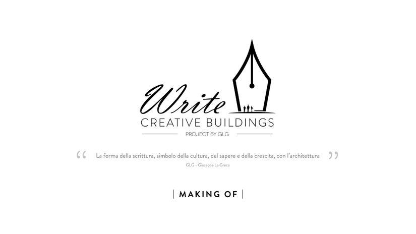 Write - Creative Buildings
