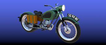 Motorbike rigging
