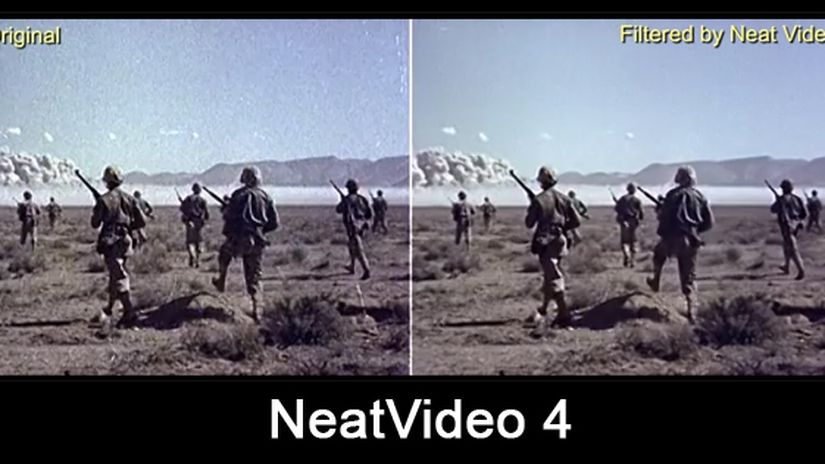 Neat Video v4