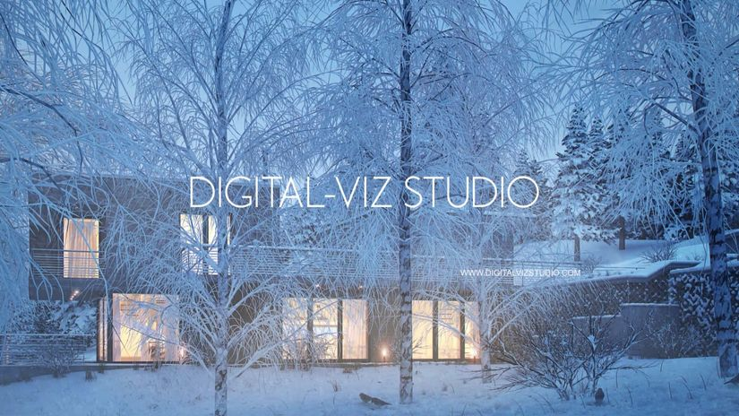 Digital-Viz - Learn Architectural Visualization