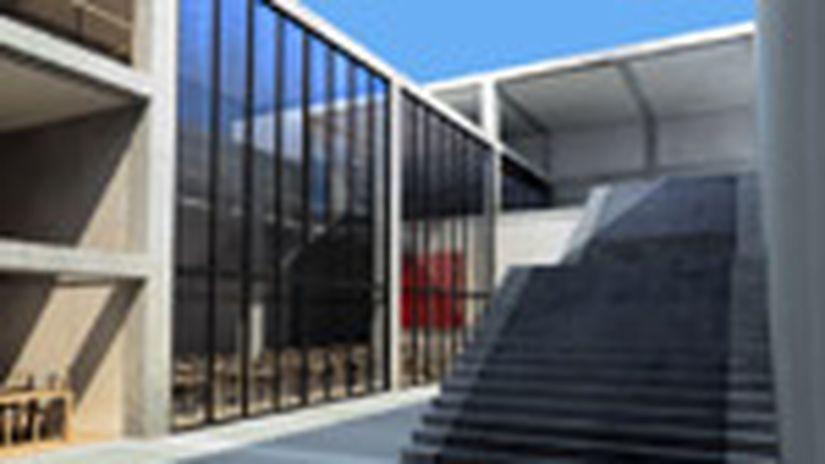[3dsmax + Vray]studio Di Esterni