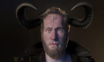 Three Eye Demon