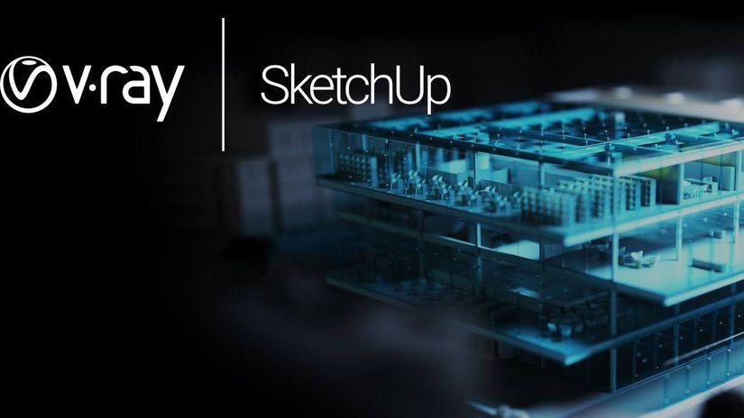 V-Ray 3 per SketchUp
