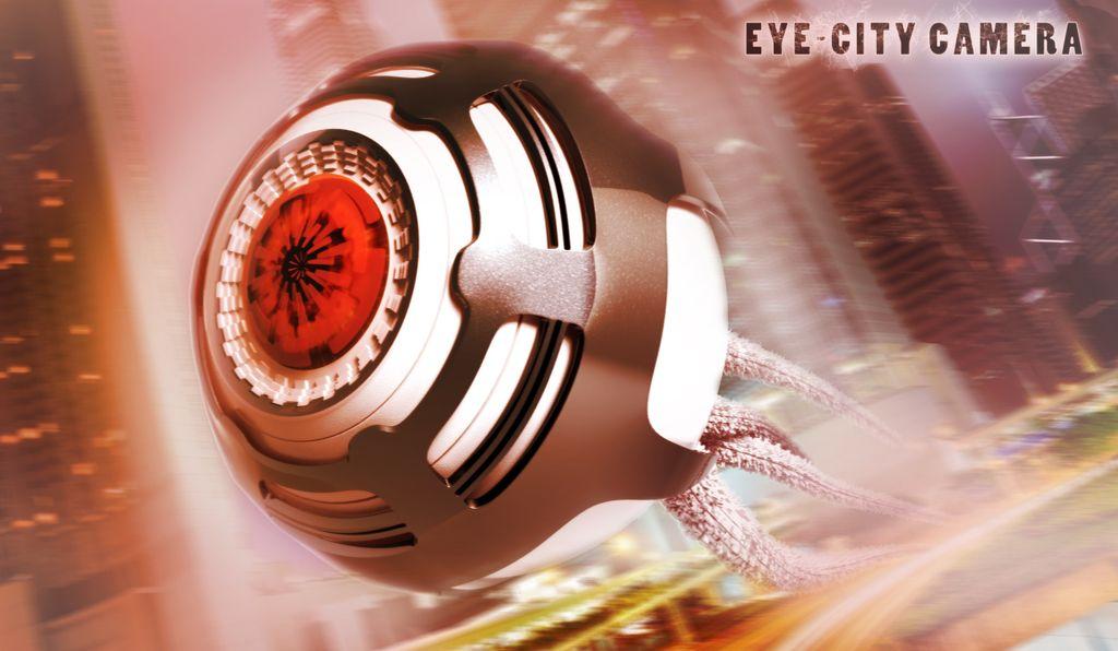 Eye-city Camera