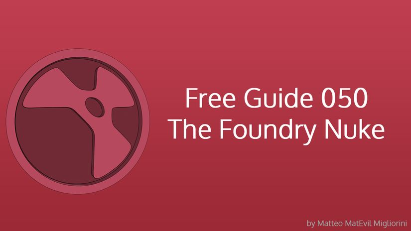 Free Course The Foundry Nuke 050