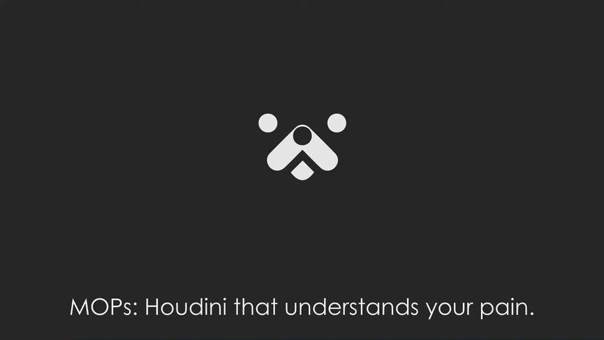 MOPs: Houdini apre le porte ai motion designer