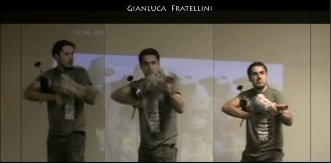 Video References for my shots - Gianluca Fratellini - 3D Character Animator