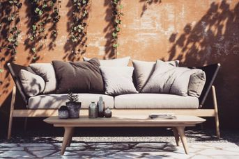 Outdoor furniture animation Unreal Engine 4.19