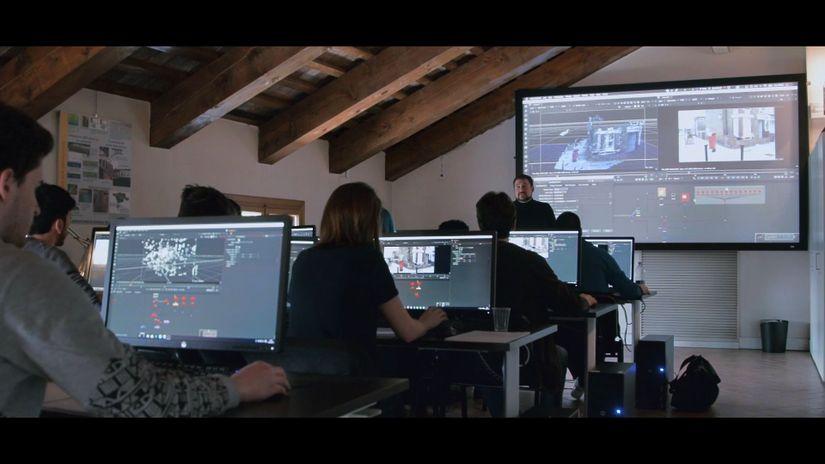 Alla scoperta di ViFX - School of Visual Effects