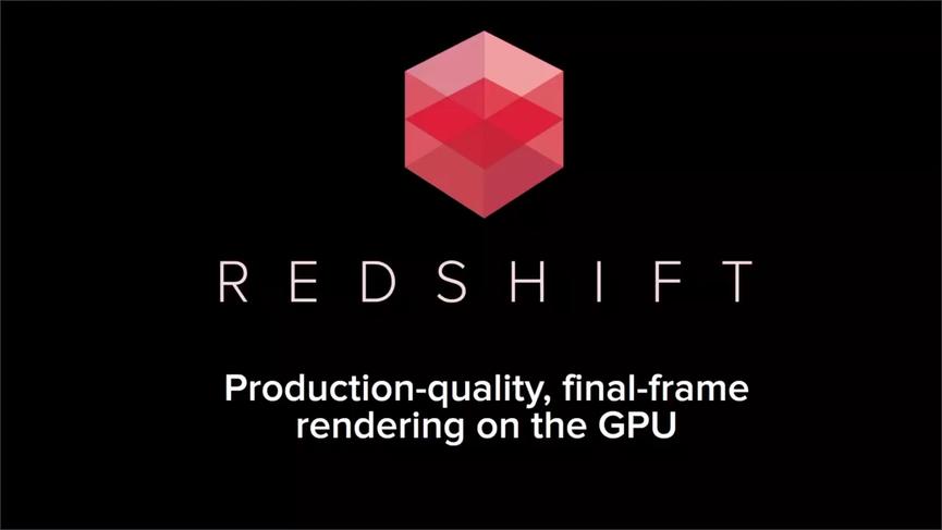 Redshift 2.5 presentato al SIGGRAPH 2017