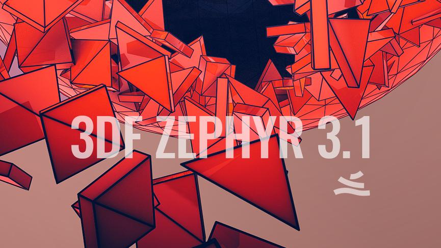 3DF Zephyr 3.1