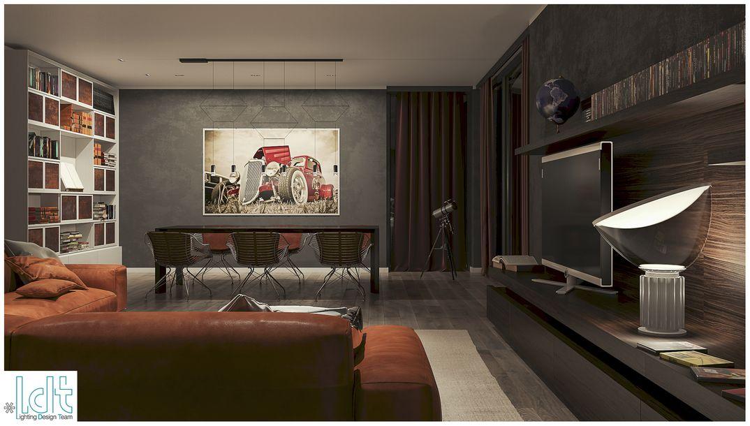 Residential Lighting Design - LDT Project