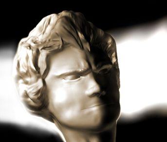 Busto Del David