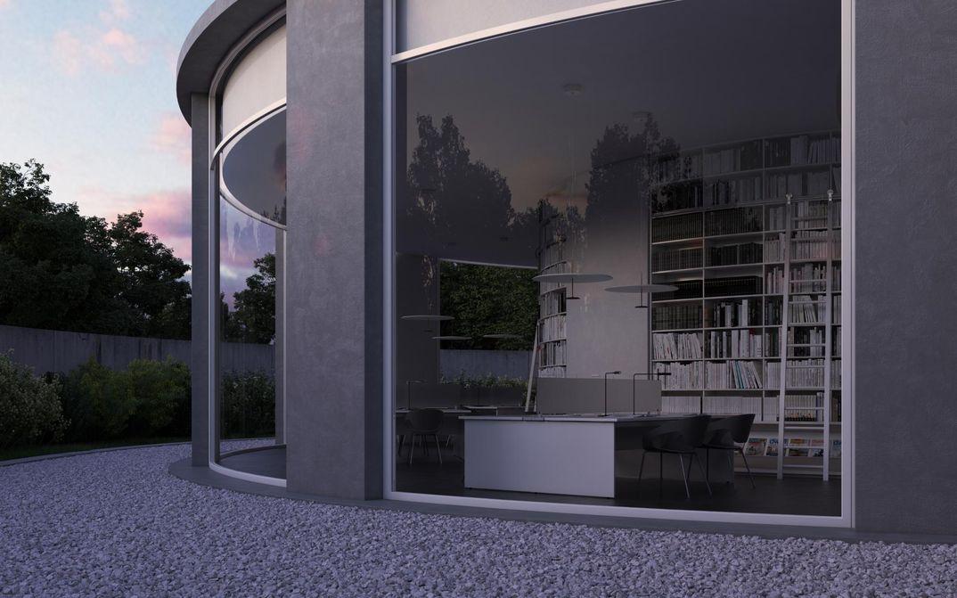 Lumina Dot - Product render
