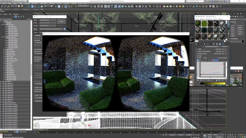 Anteprima V-Ray 3.5 per 3ds Max: il Live VR