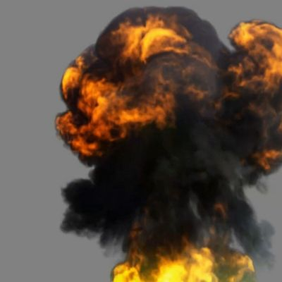 Houdini: PyroBlast RnD