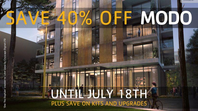 MODO 701 48 hours sale