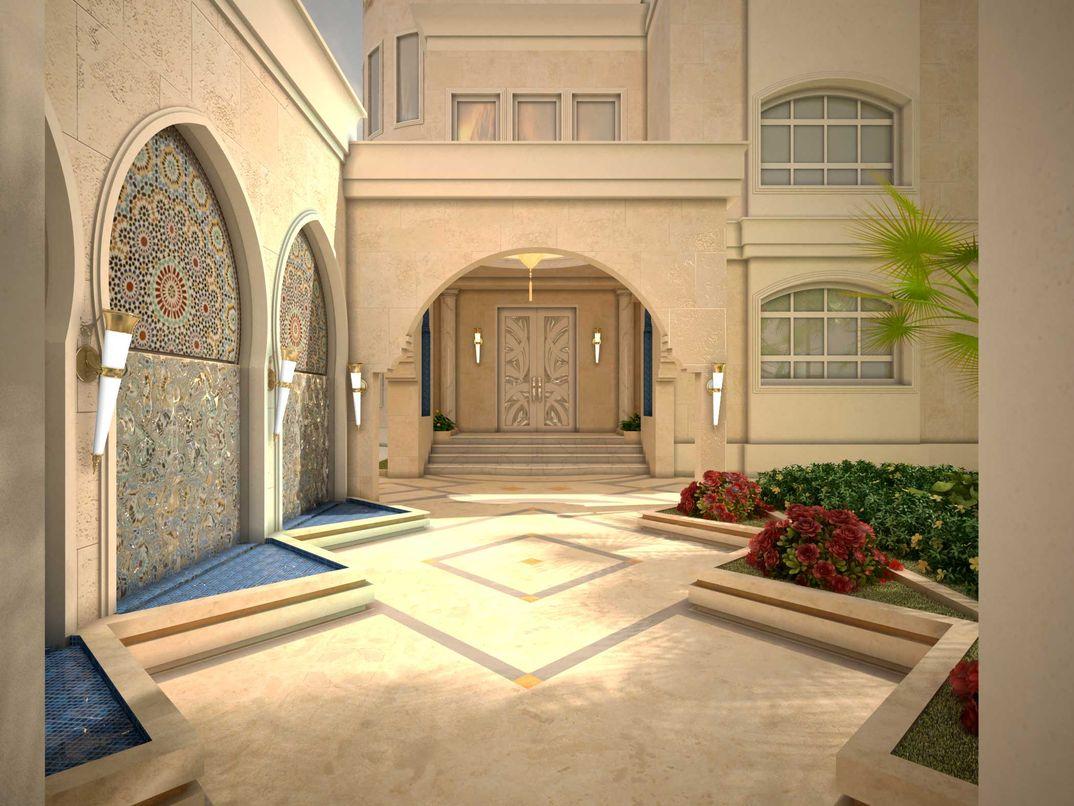 Private House In UAE W.I.P