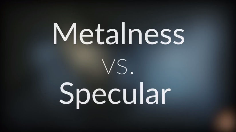PBR: Metalness o Specular workflow?