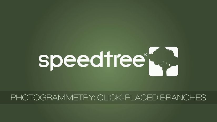 IDV rilascia SpeedTree 8.2