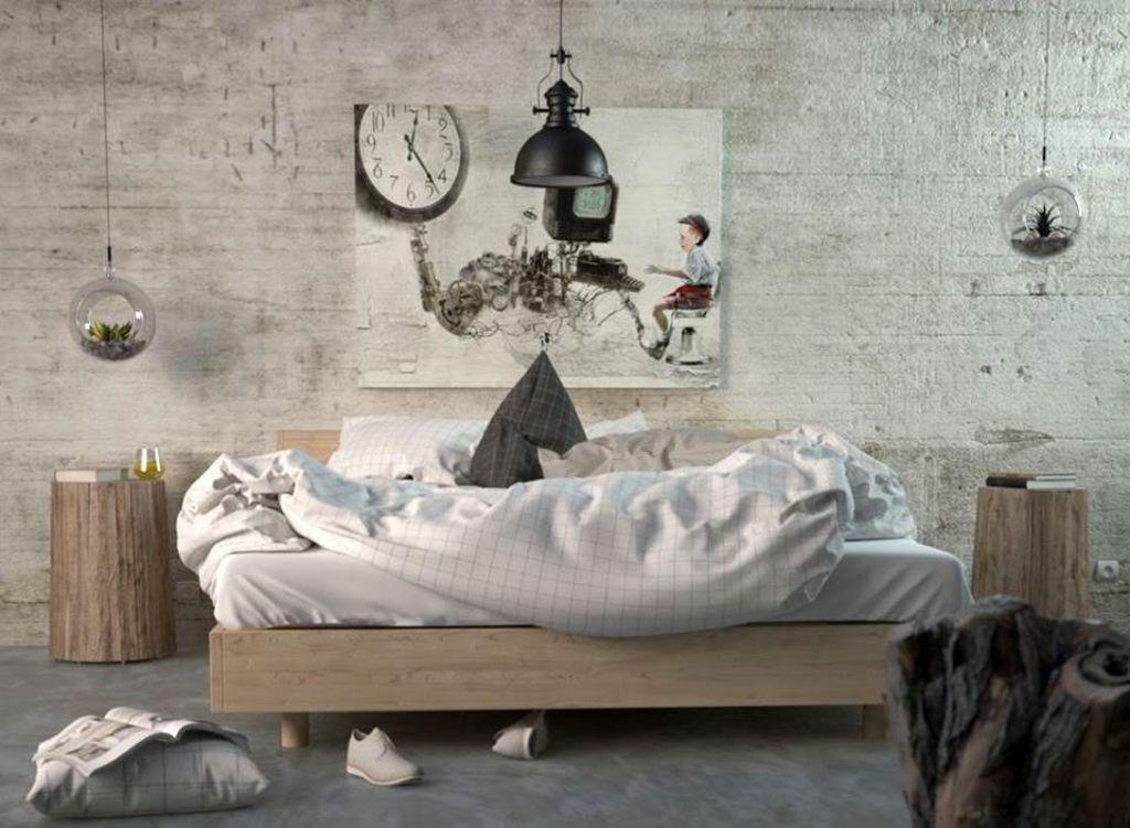 BEDROOM DIRT