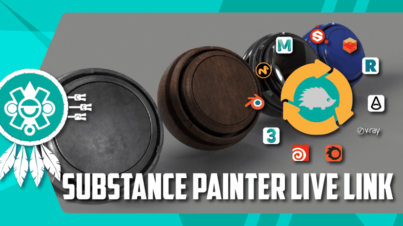 Substance Painter Live Link