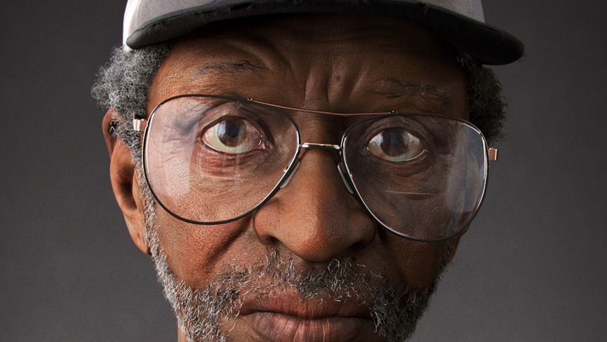 Making Of: Black OldMan - Portrait