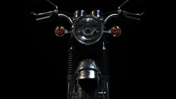 Honda Black Bomber