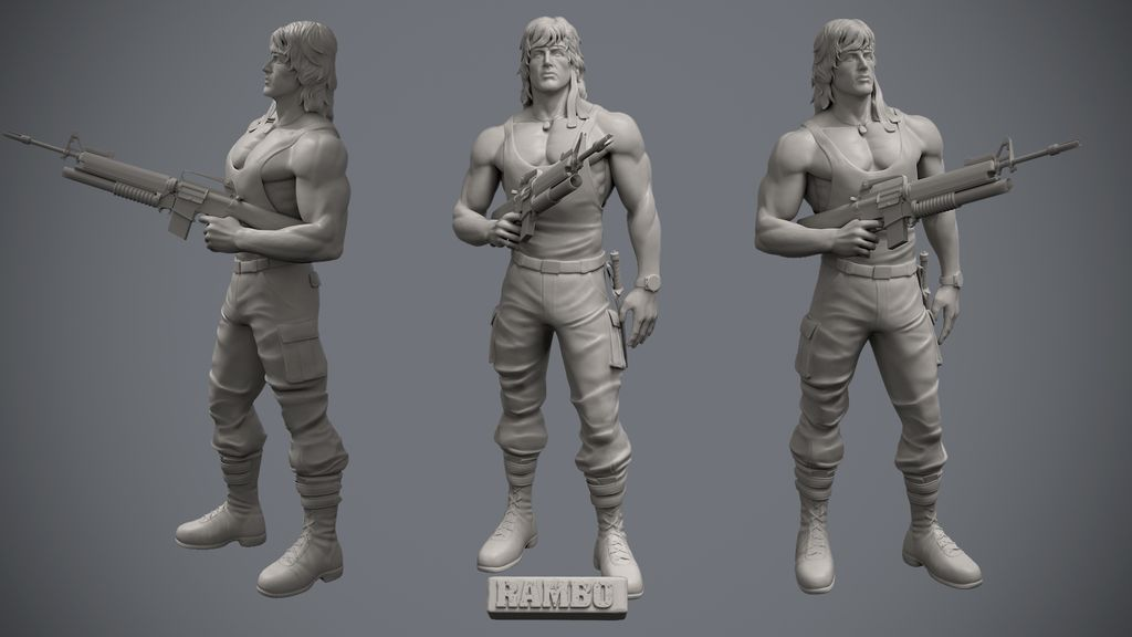 Rambo by Dino Ferraro 01.jpg