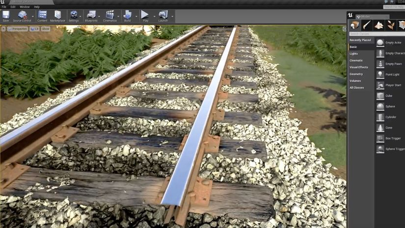 Import Quixel Megascan in Unreal Engine 4