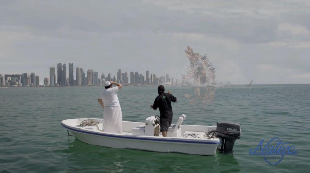 Naiad Simulation: Dr Hamood Show