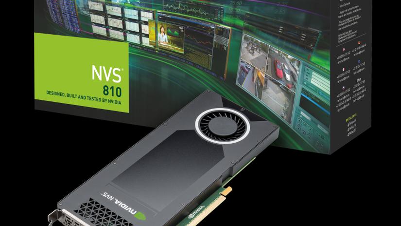 PNY NVS 810 - la soluzione hardware ideale per il multi display