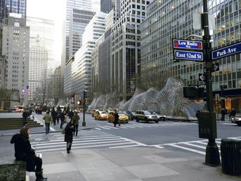 park avenue nyc.