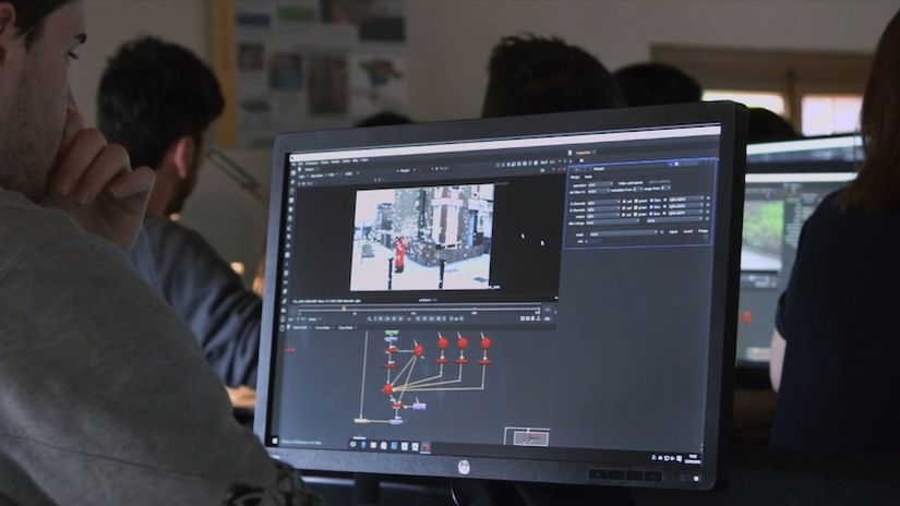 Alla scoperta di ViFX - School of Visual Effects