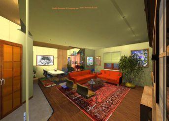 Sogg_pranzo 3d House D