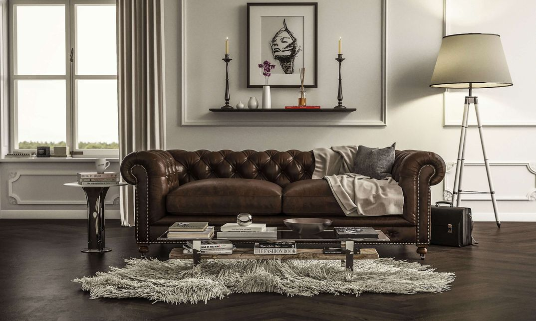 Chesterfield render Corona