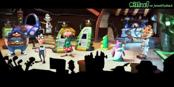"Vecchio Progetto ""day Of The Tentacle"""