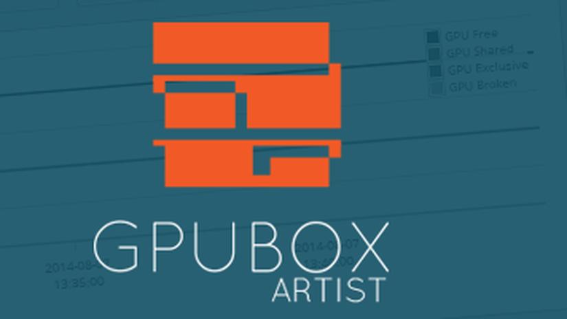 GPUBox Artist