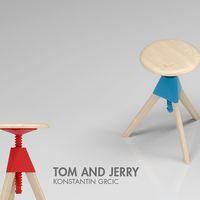 TOM AND JERRY - Konstantin Grcic