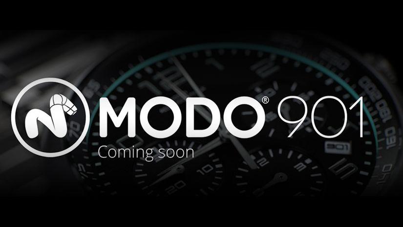 Modo 901 - le novità