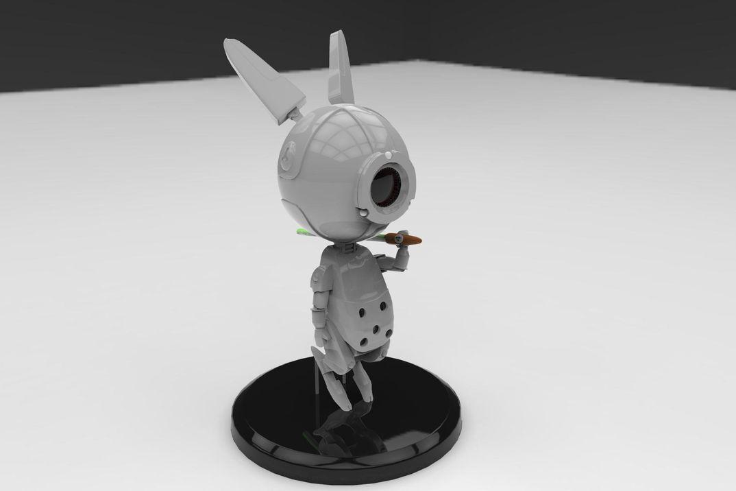 Little Bot Bunny