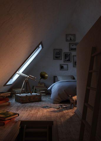 The secret bedroom_Ver.2