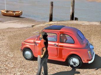 Mitica Cinquecento Fiat