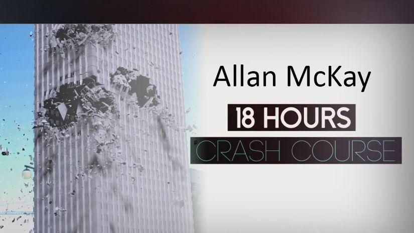Allan McKay  -18 hours free crash video course (Live Action FX 8)