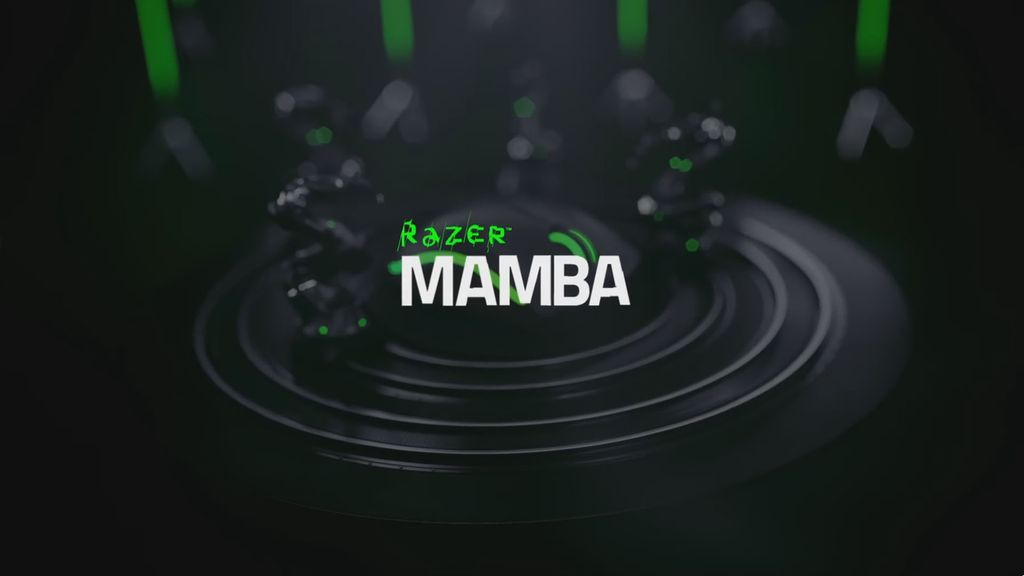 Razer Mamba – The World's Most Advanced Gaming Mouse