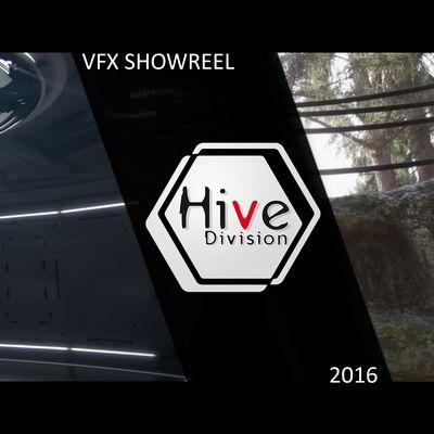 Hive Division VFX Showreel 2016