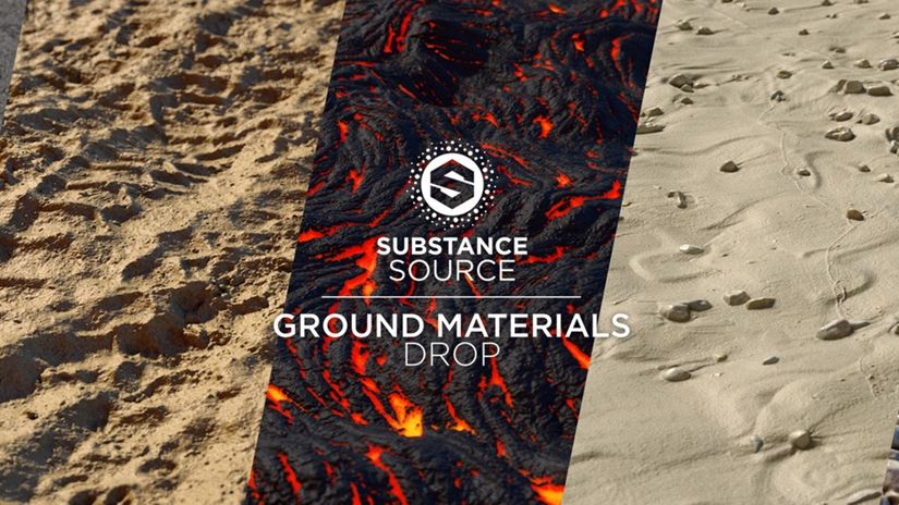 31 nuovi materiali ibridi per Substance Source