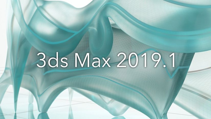 Autodesk 3ds Max 2019.1 (video overview)