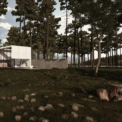 Archviz Unreal Engine 4